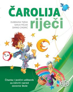 Udžbenik iz hrvatskoga jezika za četvrti razred osnovne škole