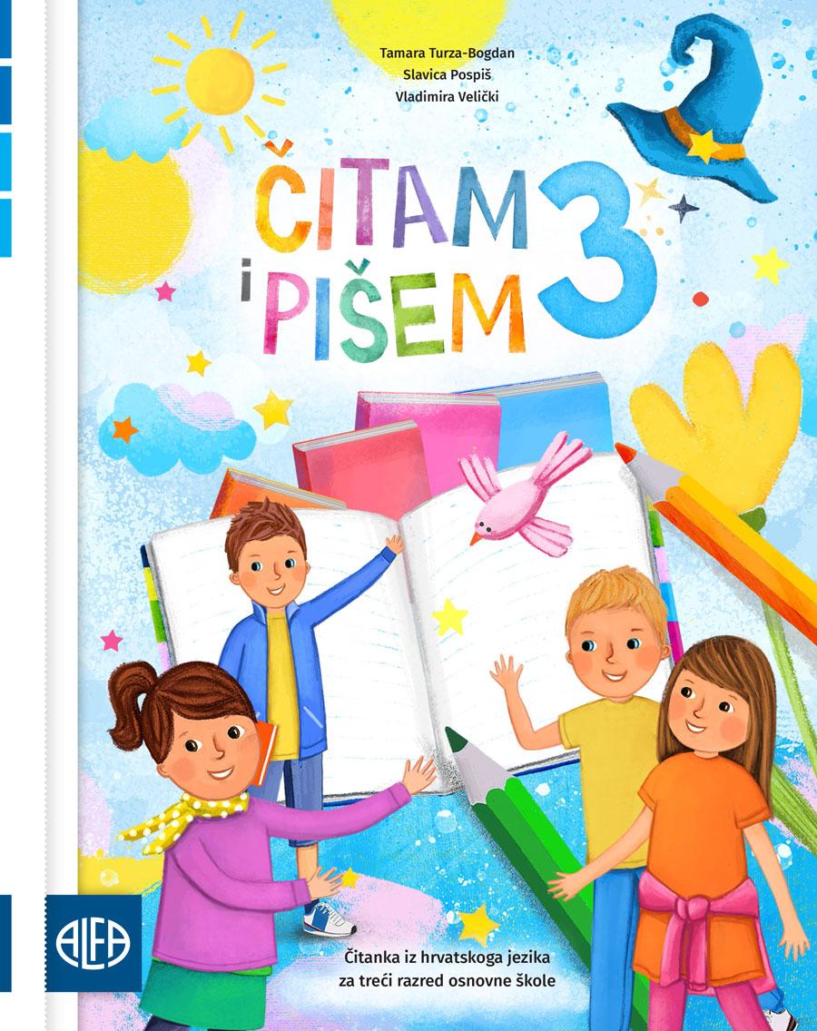 Radna čitanka iz hrvatskoga jezika za treći razred osnovne škole