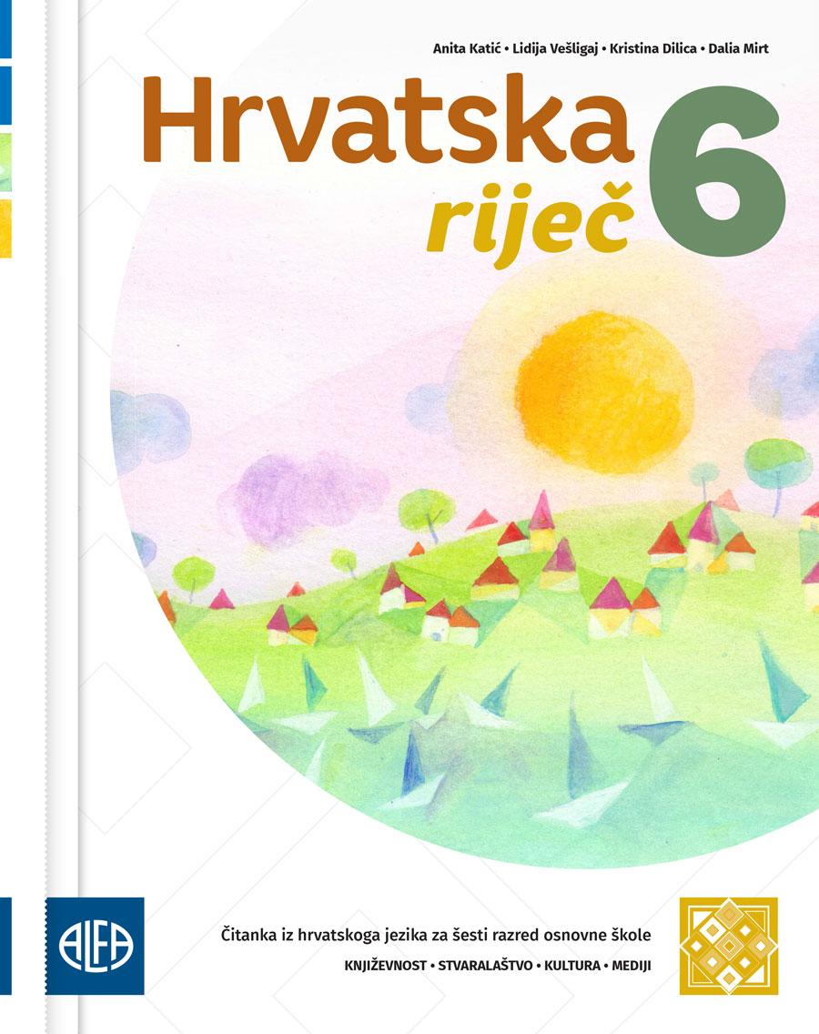 Čitanka iz hrvatskoga jezika za šesti razred osnovne škole