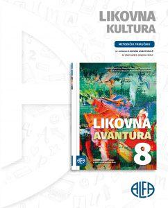 LIKOVNA AVANTURA 8