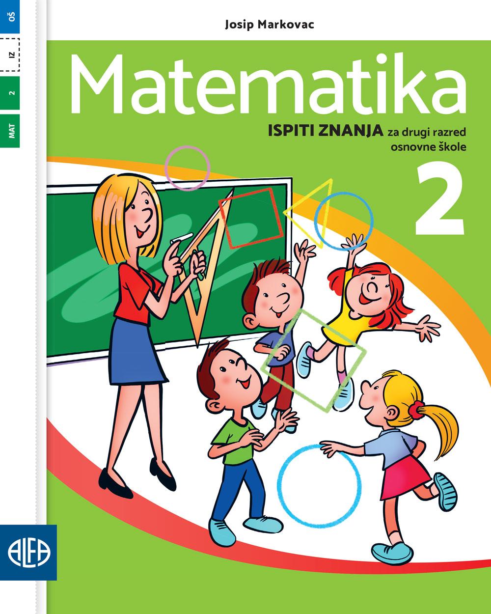 Ispiti znanja iz matematike za drugi razred osnovne škole