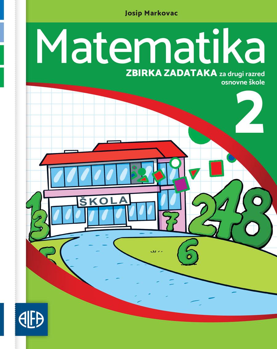 Zbirka zadataka iz matematike za drugi razred osnovne škole