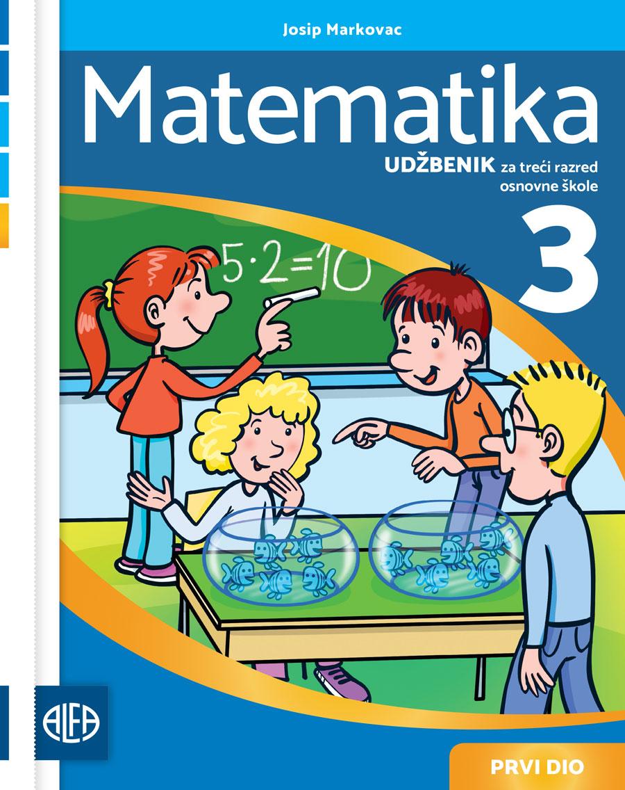 Radni udžbenik iz matematike za treći razred osnovne škole