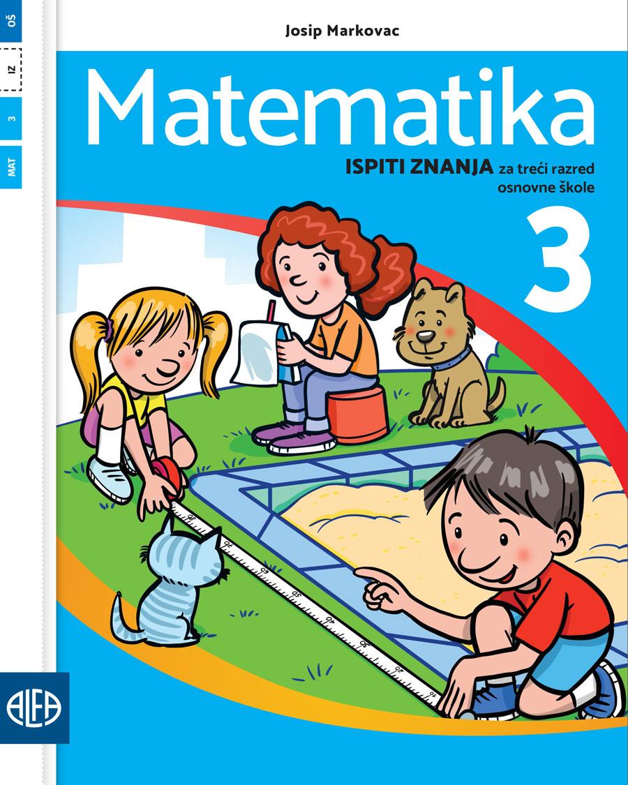 Ispiti znanja iz matematike za treći razred osnovne škole