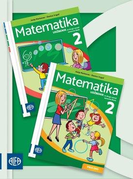 Radni udžbenik iz matematike za drugi razred osnovne škole
