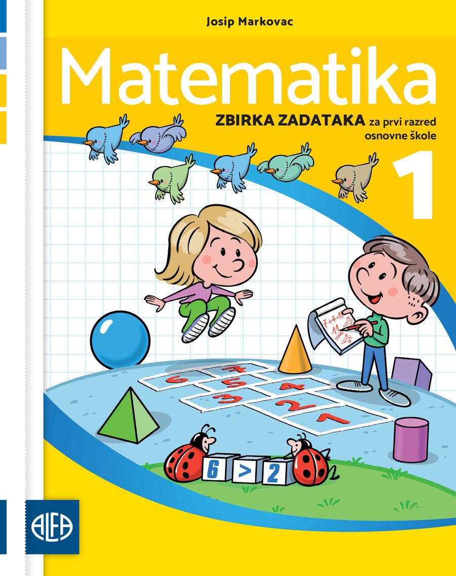 Zbirka zadataka iz matematike za prvi razred osnovne škole