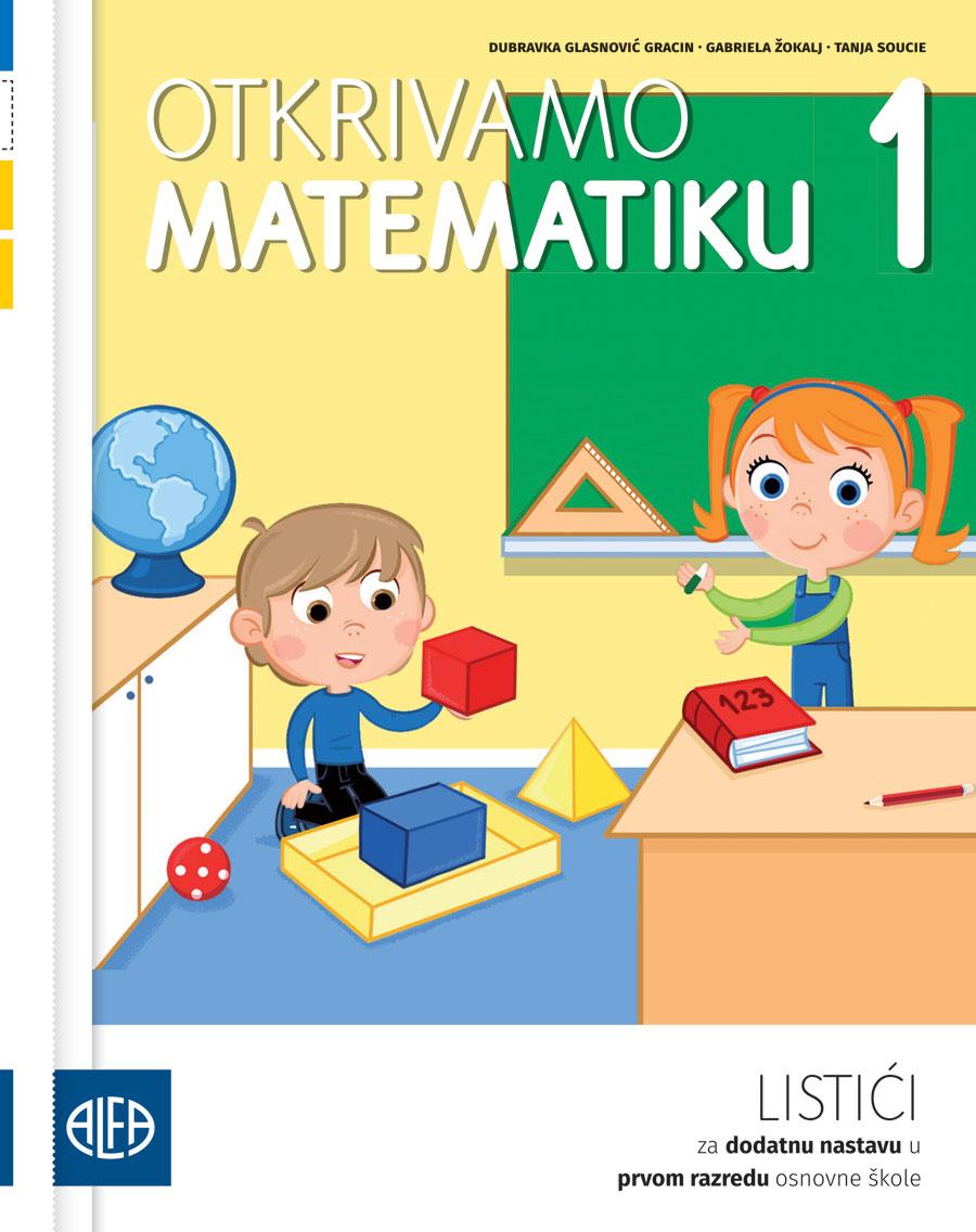 Nastavni listići iz matematike za prvi razred osnovne škole